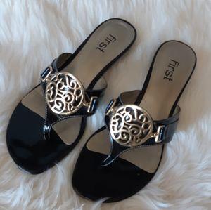New First sandal